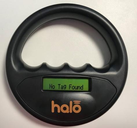 halo scanner